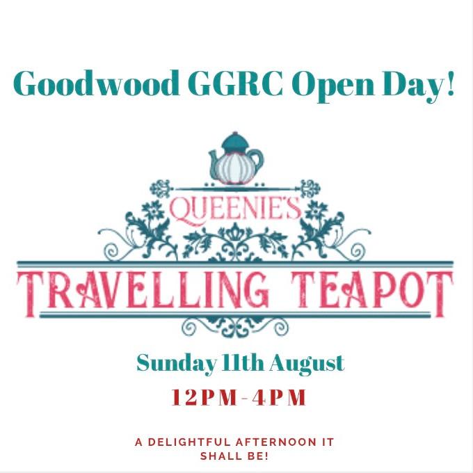 Goodwood GGRC Open Day