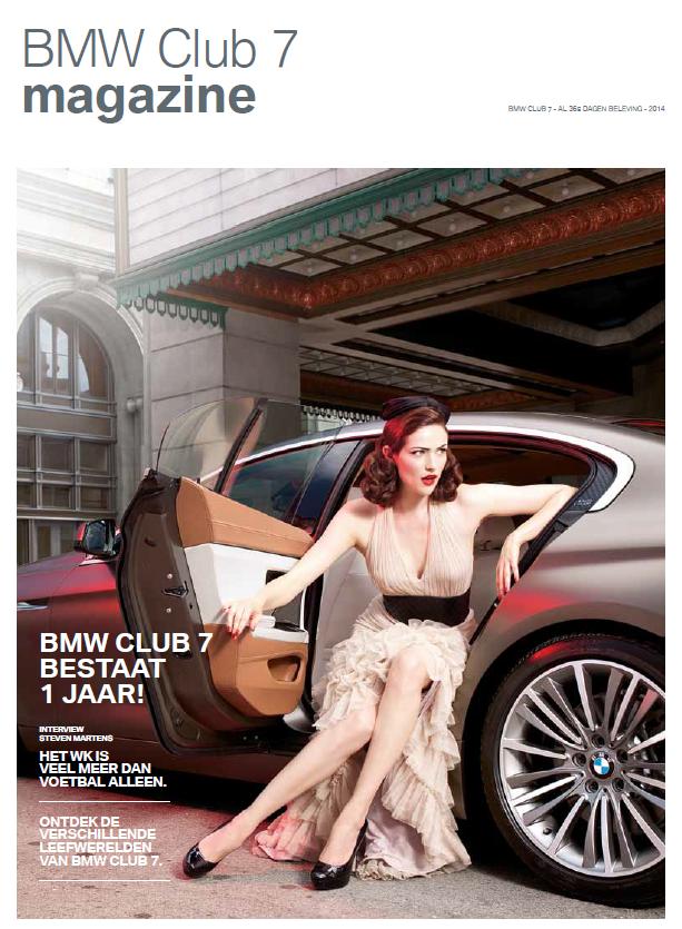 Copywriter BMW Club 7