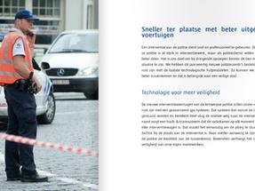 Een Antwerps politiejaar in de taal van de burger