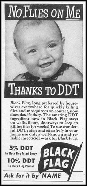 DDT is Oké - copywriting advertenties