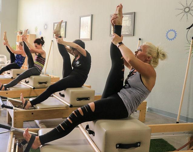 Pilates Teacher Training Studio