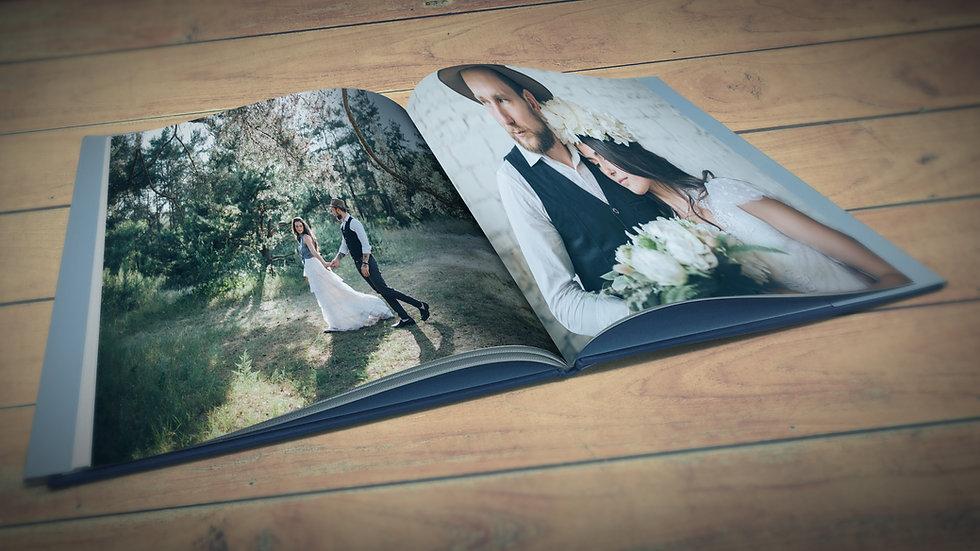 Photo Album with Prints