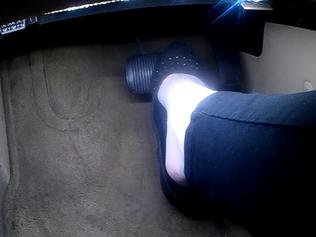 Driving & Shoeplay!
