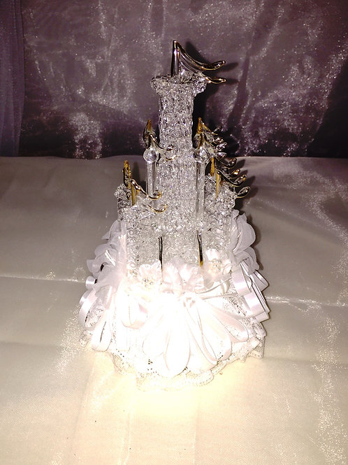 Fairytale Castle Cake Topper