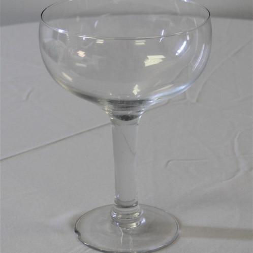 Large Wine Glass Shaped Vase