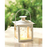 Small Ivy Candle Holder Lantern