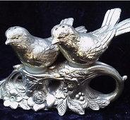 Vintage Bird Decor
