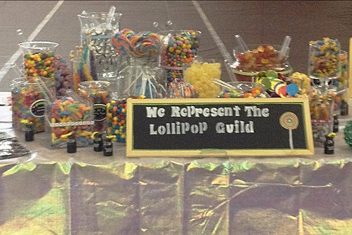 Candy Buffet Containers/Supplies