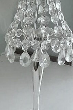 Blingy Crystal Candle Holders