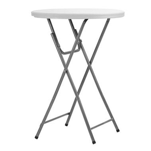 "32"" Round Bar Height Event Table"