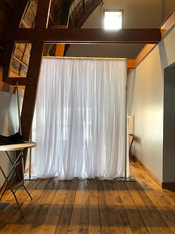 DELUXE-Pipe and Drape Kit (Backdrop, Alter)