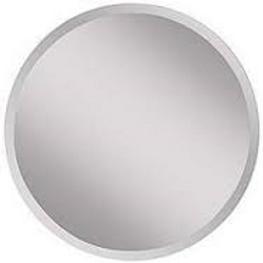 "8"" Round Beveled Edge Mirror"