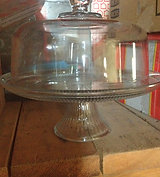"""12"""" Domed cake stand"""