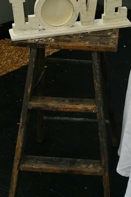 Small Rustic Ladder