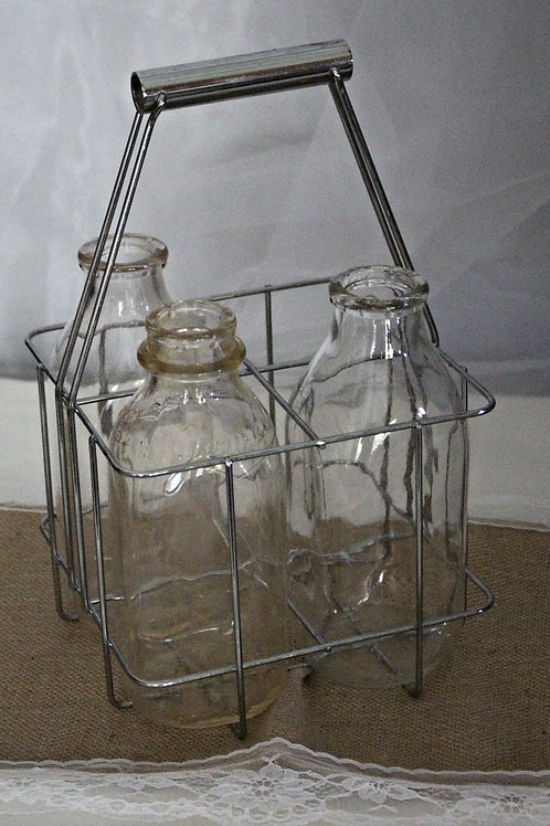 Milk Bottle Carrier