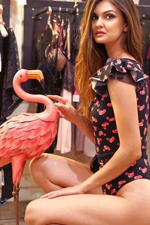 Pretty Flamingo BodySuit