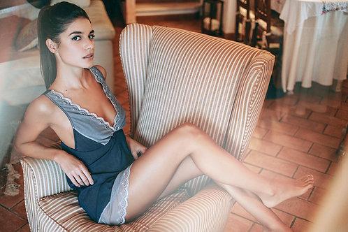 Priscilla Dress Code BabyDoll - Brazilian
