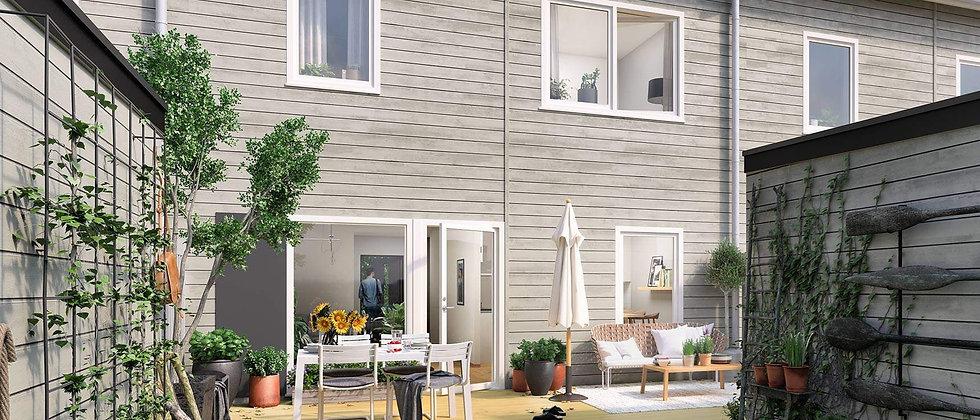 SILVERSLÄNTEN / 28 radhus med 4 rum i Österåker/Åkersberga / BONAVA
