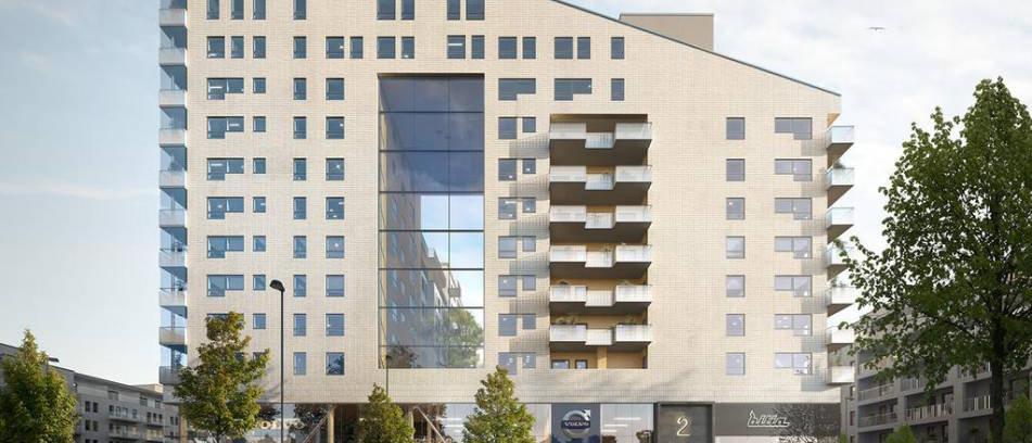 HAGA NORRA etapp 1 / 153 lägenheter med 1-5 rum i Solna/Haga Norra / BRABO