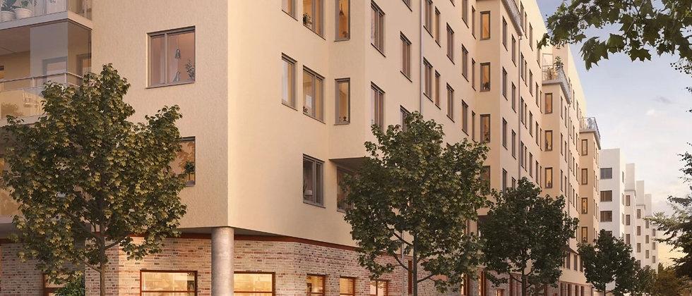 SOFIA SÖDRA 4 / 18 lägenheter med 1-4 rum i Stockholm/Södermalm / JM