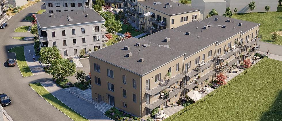 VEGA VIEW / 30 lägenheter med 1-5 rum i Haninge/Vega / OBOS