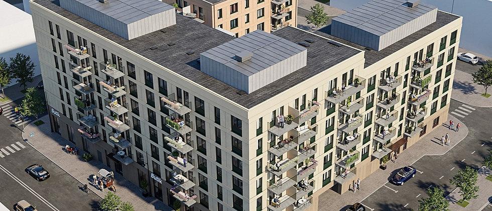 GNISTRA / 115 lägenheter med 1-4 rum i Haninge/Vega / IKANO