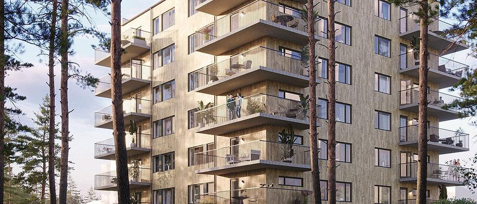 BERGTALLEN / 26 lägenheter med 2-4 rum i Sigtuna/Märsta / PEAB BOSTAD
