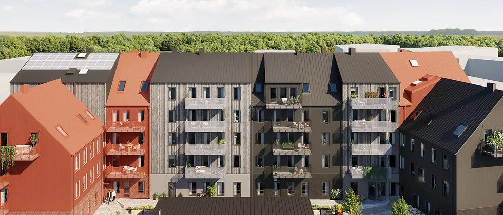 HONUNGSKUPAN / 48 lägenheter med 2-4 rum i Sigtuna/Stadsängar / OBOS