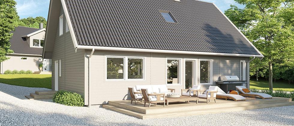 BYRSTA ÄNG/ 24 småhus med 1-5 rum i Botkyrka/Byrsta Äng / BRICKNOVA