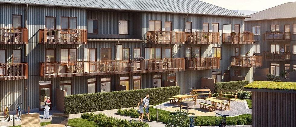 SILVERDAL / 76 lägenheter med 1-4 rum i Sollentuna/Silverdal / SKANSKA