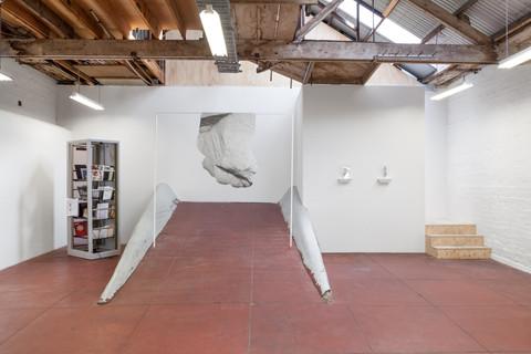 Returning to the Tabularium – by Alana Kushnir + Lawrence Lek: Memory Palace