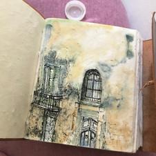 T3 Pen and Watercolour Artist Journal