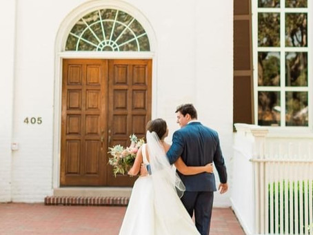 Real Wedding: The Martins –Pensacola, FL
