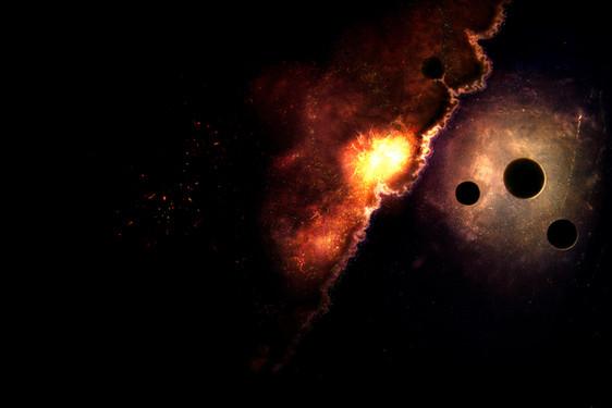 Tempête stellaire