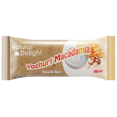 Yoghurt Macadamia Bar 盈纖乳酪夏威夷果仁棒