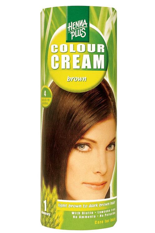 海靈天然染髮霜啡色