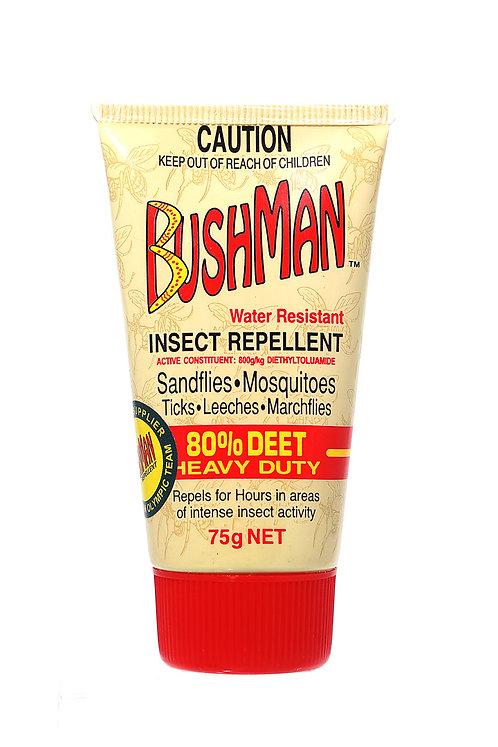 Bushman 80%避蚊胺重量級凝膠