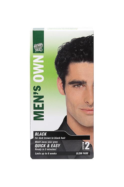 海靈男士染髮霜 - 黑色