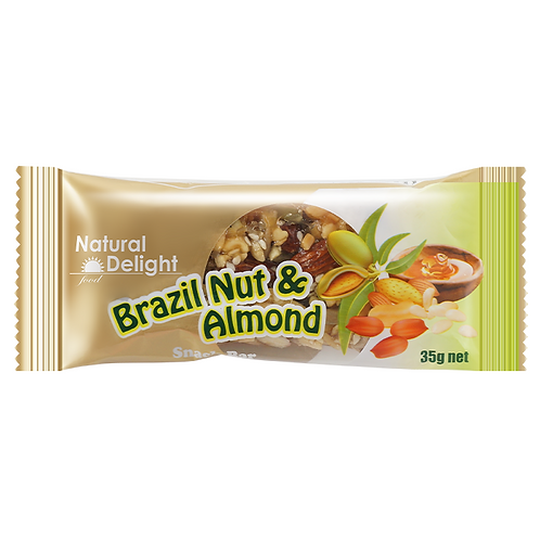 Brazil Nut & Almond 盈纖巴西果仁杏仁棒
