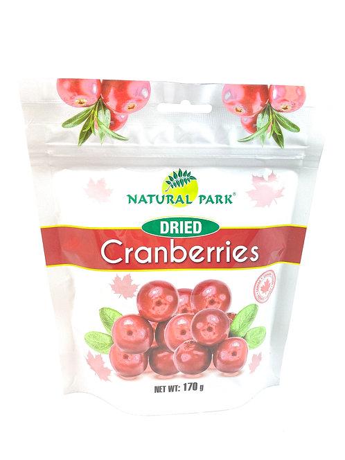 Natural Park Whole Dried Cranberries 然康派原粒紅莓乾