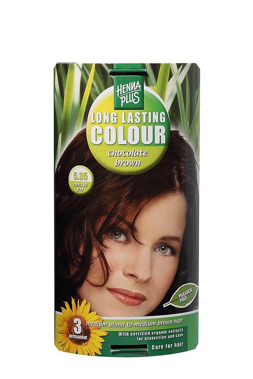 海靈長效天然染髮霜巧克力色 - 5.35