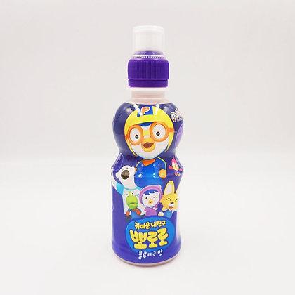 八道 - 寶露露乳酸菌藍莓味飲品235ml (包裝隨機發送)