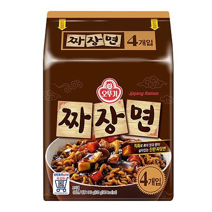 不倒翁 - 炸醬麵 (4包裝)