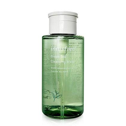 innisfree - 綠茶保濕卸妝潔膚水 300ml