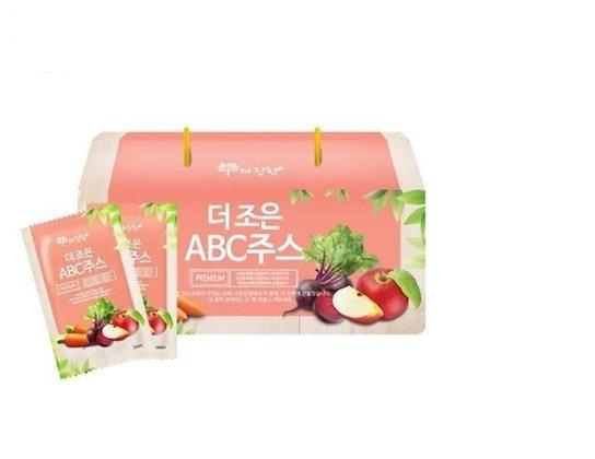 Thezoen - 韓國健康瘦身ABC果汁 (100ml x 30包)