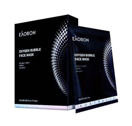 Eaoron - 氨基酸清潔泡泡面膜 7片裝