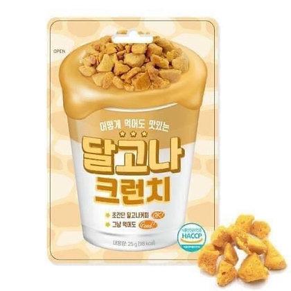 韓國 - Dalgona 焦糖脆脆餅