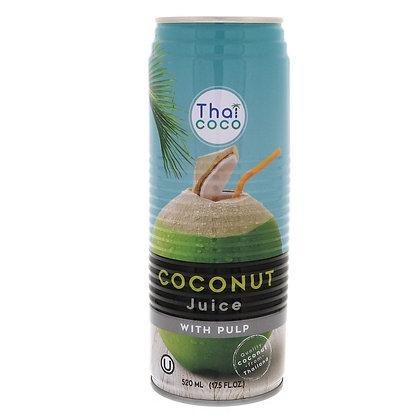 Thai Coco - 果粒椰子汁