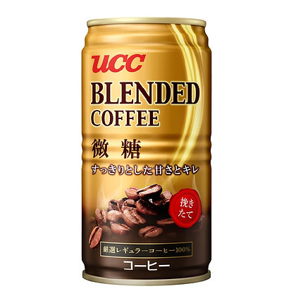 UCC - 招牌微糖咖啡 185g
