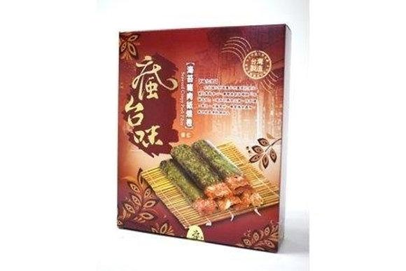 瘋台味 - 海苔豬肉紙燒卷 - 75g